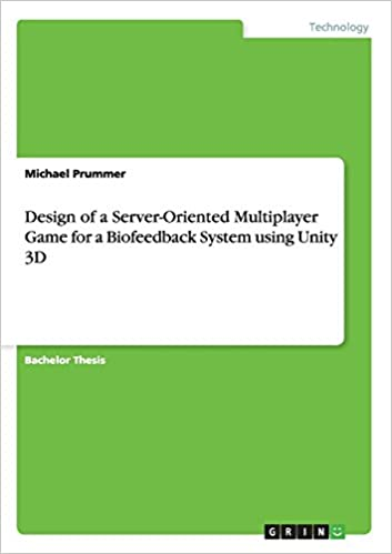 Amazon com: Design of a Server-Oriented Multiplayer Game for