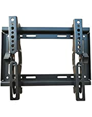 Henxlco Tilt TV Wall Mount Bracket Flat Screen Panel Monitor Plasma LCD LED 14 17 19 20 22 23 24 27 32""