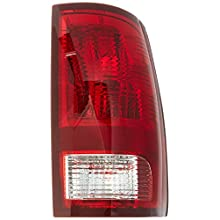 OE Replacement Tail Light Assembly RAM PICKUP-RAM-1500 2010 (Partslink CH2819124)