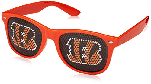 NFL Cincinnati Bengals Game Day Shades Sunglasses