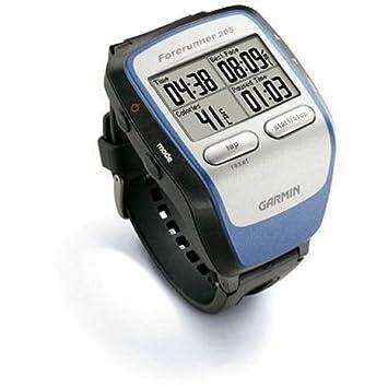 Garmin Forerunner 205: GPS de pulsera, entrenador personal