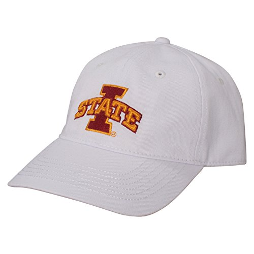 - NCAA Iowa State Cyclones Adult Unisex Epic Washed Twill Cap  Adjustable Size