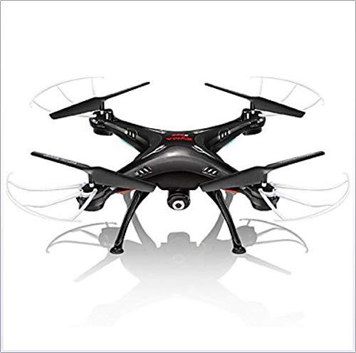 YAMEIJIA RC Drohne 4CH 6 Achse 2.4G mit 0.3MP HD Kamera RC Quadcopter FPV/Headless Modus / 360 ° Fernbedienung