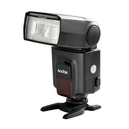 TT560スピードライト Godox TT560フラッシュスピードライト Canon Nikon Sony Panasonic Olympus Fujifilm Pentax Sigma Minolta Leicaデジタルカメラや他のデジタル一眼レフのため 単一接点の商品画像