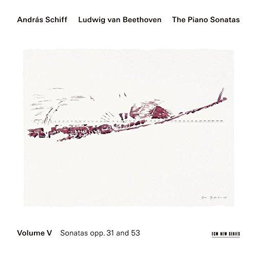 アンドラーシュ・シフ / ベートーヴェン:ピアノ・ソナタ集 Vol.5