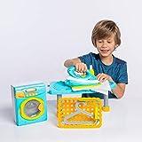 JOYIN Kids Toy Washing Machine and Ironing Board