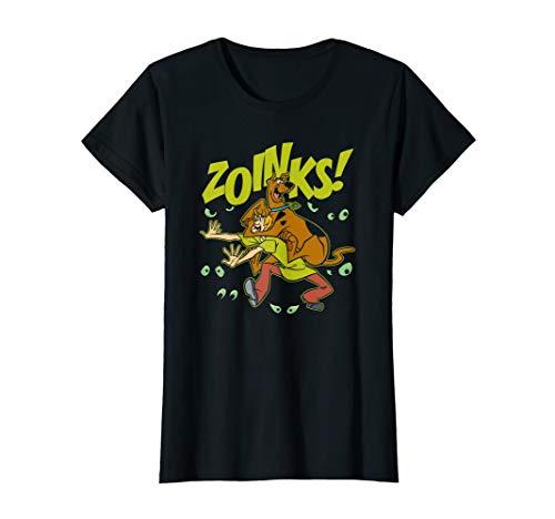 Scooby-Doo Shaggy Zoinks T-Shirt -