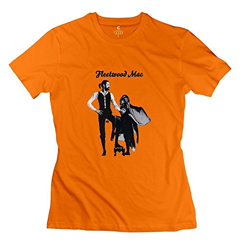 stabe-womans-fleetwood-mac-rock-band-t-shirt-slim-fit-cool-xxl-orange