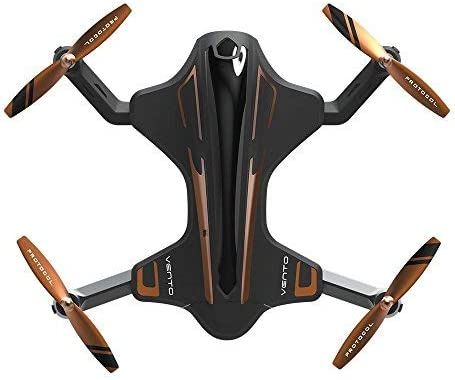 Protocol Vento WiFi Drone with Camera & Remote Control | Folding Arms for Easy Portability | Live Streaming Video Capability 41dHxg8aEzL