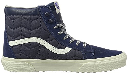 Vans Leater Quilted Skate HI Classic SK8 VA33TXQWY Mood MTE Indigo Sneaker Winterboots YHORYqrwx