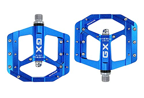 Fiets Pedalen Platte Voet Pedaal Verzegeld Fiets Pedalen CNC Aluminium Body Voor MTB Road Mountainbike 3 Lager Fiets…