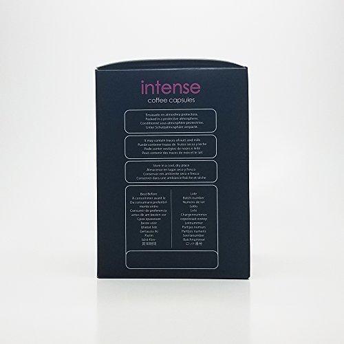 Amazon.com: Nespresso Compatible Extra Intense Pods - 20 Capsules - Rich & Intense Flavor: Health & Personal Care