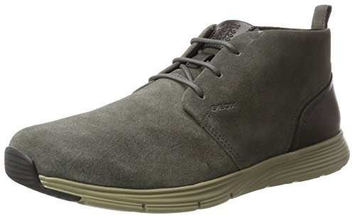 Montantes Mud U Snapish Baskets Coffee Homme B Marron Geox q6IwB14
