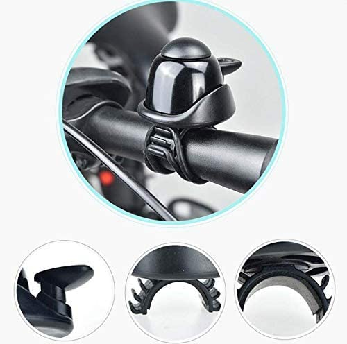 Amazon.com: Campana de patinete eléctrica para Xiaomi Mijia ...