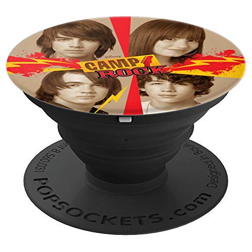 Disney Channel Camp Rock Characters  PopSockets Grip and Stand for Phones and Tablets