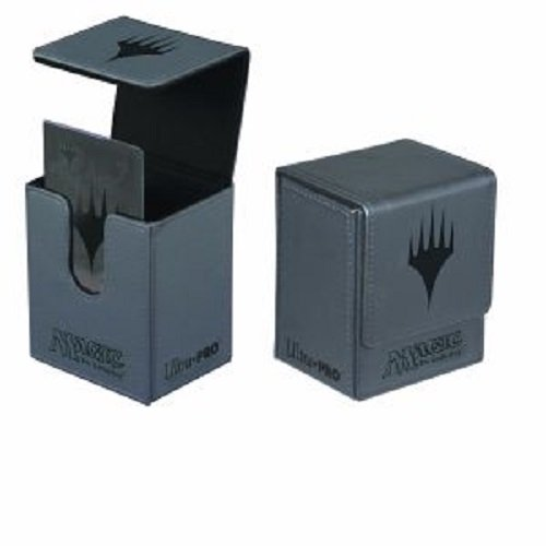 mtg deck box with sleeves - 1