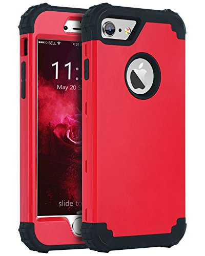 protective iphone 6 case red - 1