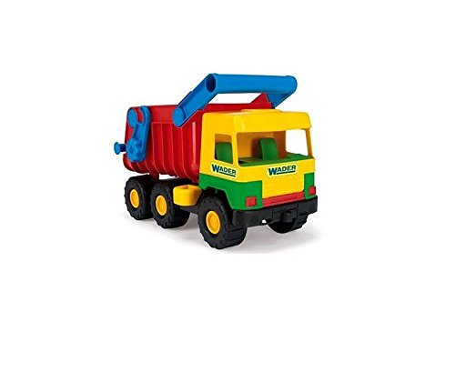 Wader 38 cm Middle Truck Tipper-Assorted Colors, used for sale  Delivered anywhere in USA