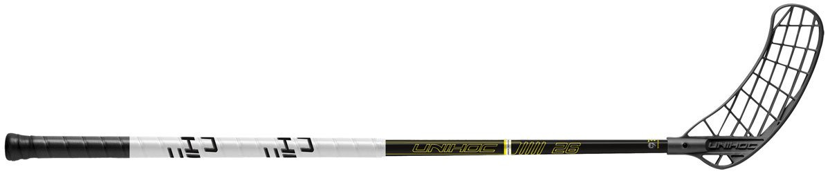 Unihoc Floor Lecteur Raquettes 26, Noir, modèle 15/16latéralité: informations Produit Noter.