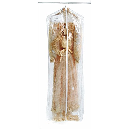 72'' (H) Wedding Dress Garment Bag by Retail Resource