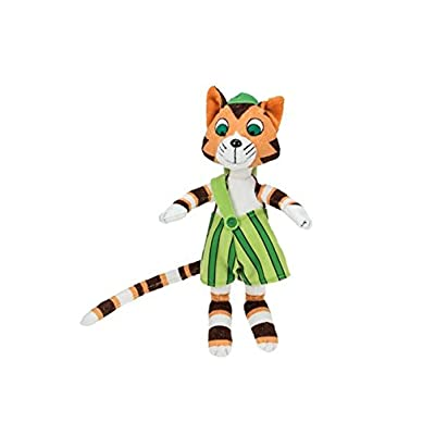 'Plush Puppet Findus Trötsch 63902N Pettson and Cuddly Toy: Toys & Games