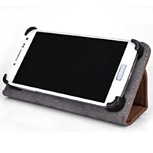 Universal Smartphone case with Stand / Mobile Phone Holder fits LG Optimus 4X HD P880
