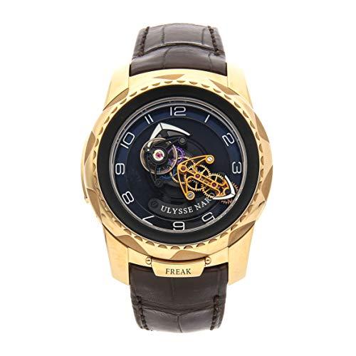 Ulysse Nardin Freak Mechanical (Hand-Winding) Black Dial Mens Watch 2056-131 (Certified Pre-Owned)