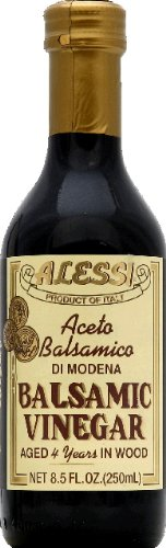 Alessi v. So. P balsamic vinegar, 8. 5-ounce (6 pack) 1 alessi aged in wood aged in barrels of varying woods