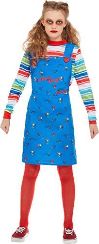 Smiffys Chucky Killer Doll Costume (d) Girls