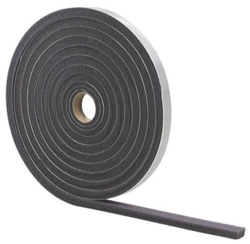 new-m-d-02113-gray-foam-weather-stripping-tape-self-adhesive-1-2-x-3-4-17-ft
