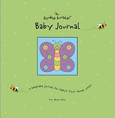 Humble Bumbles Baby Journal from WS Publishing Group