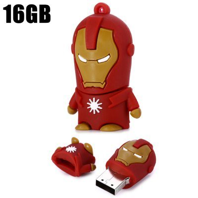 16 gb Captain America 2.0 Usb flash drive - 2