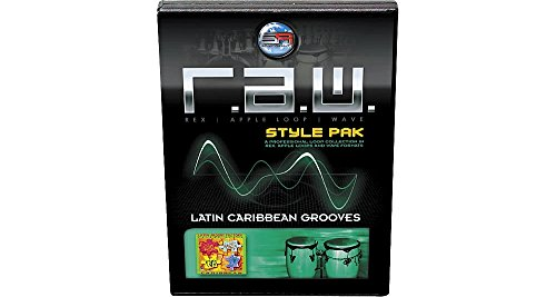 Style Pack - Latin: Caribbean Grooves Loops Collection Software (Caribbean Latin Groove)