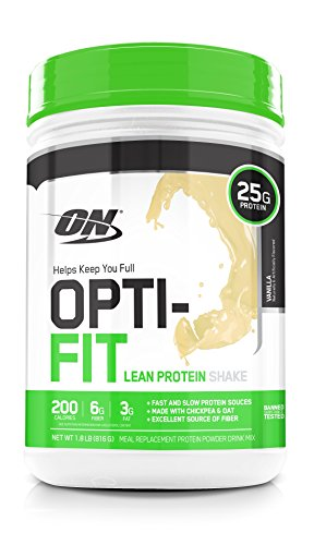 Optimum Nutrition Opti Fit Protein Vanilla