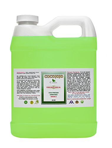 grape seed oil by gallon - 1