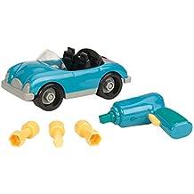 Battat Take-A-Part Toy Vehicles Roadster Sky Blue