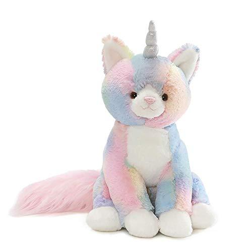 GUND Shimmer Caticorn Unicorn Plush Stuffed Animal