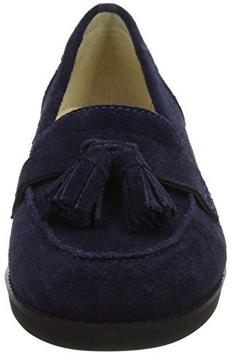 Hush Puppies Ladies Amya Slipper Blue (blu Navy)