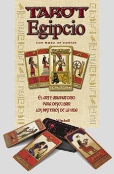 Tarot egipcio / Egyptian Tarot: El arte adivinatorio para descubrir los misterios de la vida / The Divination Art to Discover Life Mysteries (Armonia / Harmony) (Spanish Edition) ebook