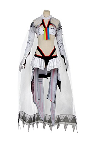 UU-Style Fate Grand Order Saber Altera Altila Etzel Attila Stage 2 Cosplay (Colonial Girl Costumes Virginia)