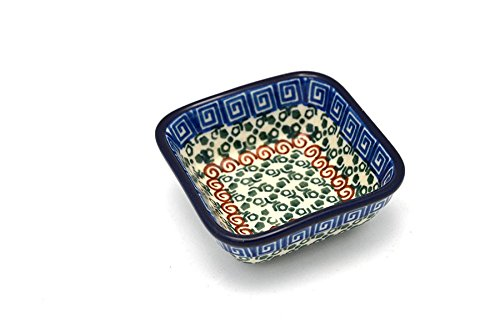 Polish Pottery Dish - Food Prep - Autumn