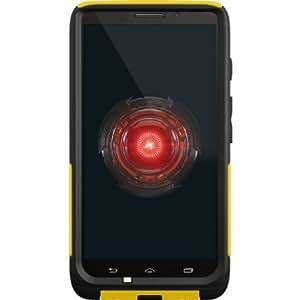 Quaroth - OtterBox Commuter Series Case for Motorola DROID MAXX - Retail Packaging - Yellow/Black