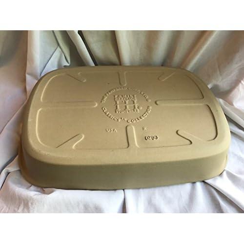 Pampered Chef Family Heritage Stoneware Rectangular Baker #1430