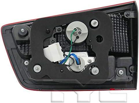 TYC 17-5282-00-1 Toyota Sienna Replacement Reflex Reflector