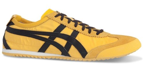 Asics , Herren Sneaker Gelb