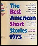 The Best American Short Stories 1973, , 0395171199