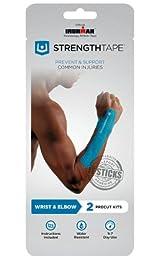 StrengthTape Elbow Wrist Kinesiology Taping Kit