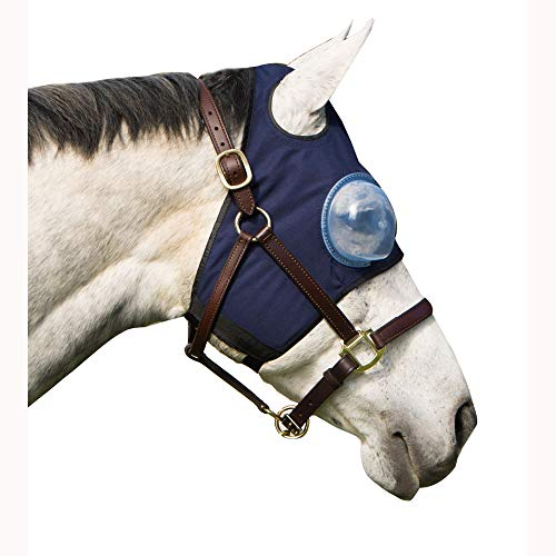 Intrepid International Protection Medical Horse Hood - Horse Size Right ()