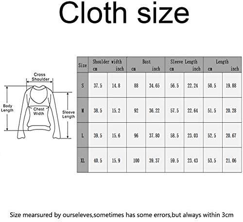 OJKYK Veste courte courte en cuir synthétique pour femme à manches longues pour le printemps et l'automne, A, L