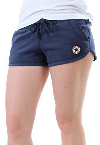 Converse short de sport pour femme cORE cHUCK paTCH 06986C athletic-bleu marine